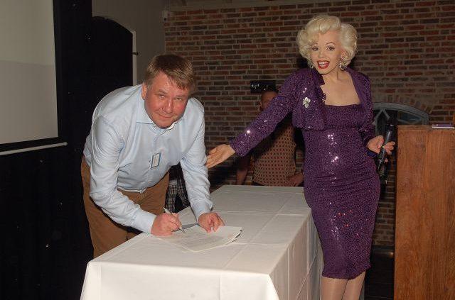 Ondertekening oprichtingsactie Stichting Lynch-Polyposis